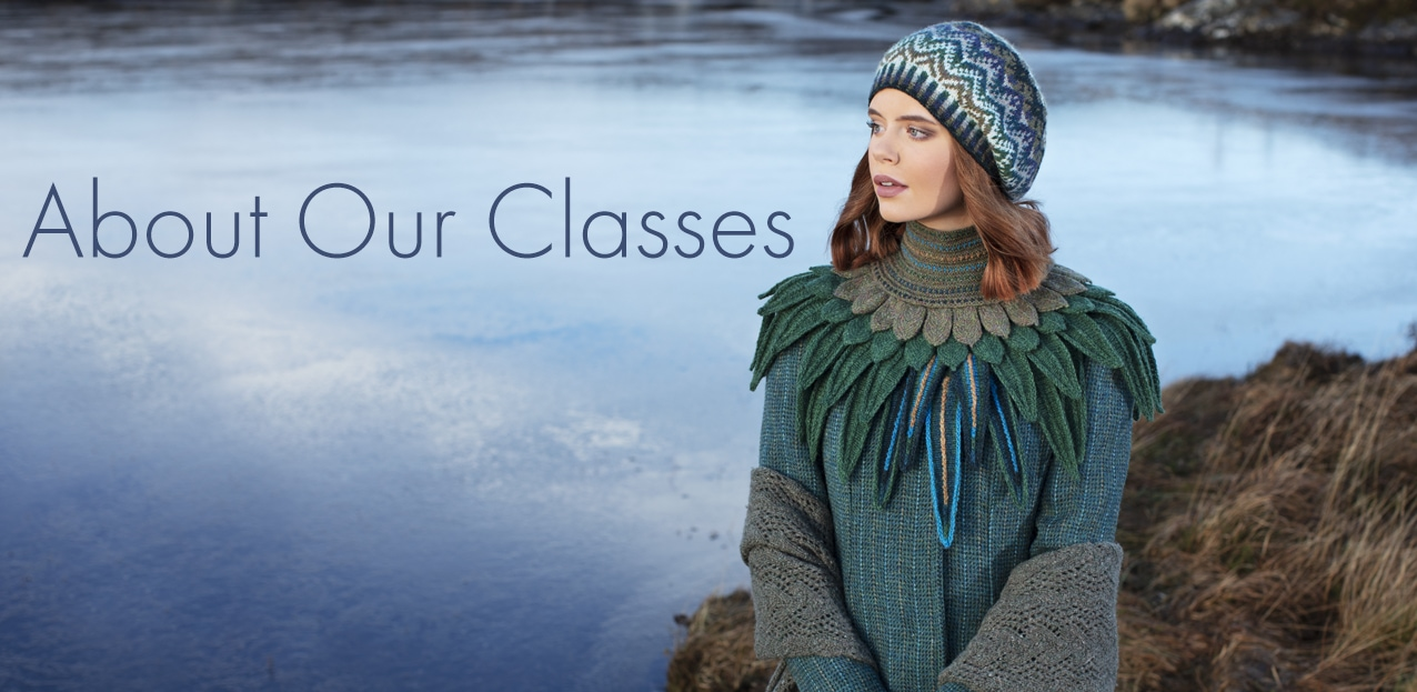 Alice Starmore Yarns & Designs at Virtual Yarns